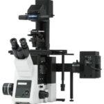 Microscop inversat de laborator, pentru investigatii de rutina sau cercetare IX73