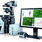 Sistem de microscopie pentru screening celular ScanR